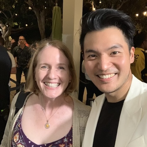 Laurie Niles Ray Chen