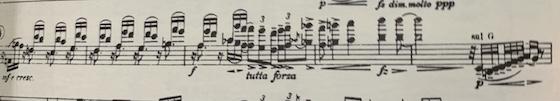 Sibelius Violin Concerto Movement 2