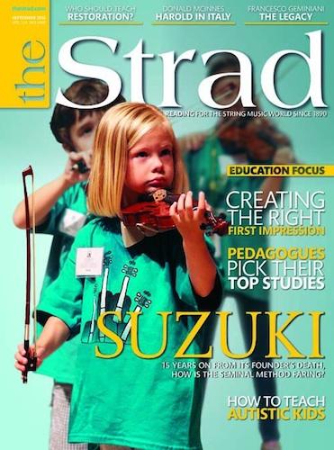 Strad cover