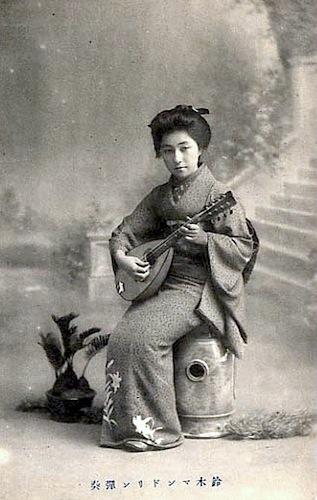 Suzuki mandolins