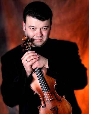 Vadim Gluzman. Image courtesy artist