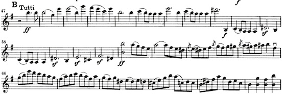 Violin 1 part
