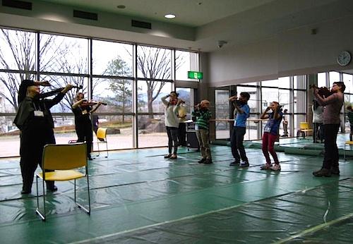 Viola master class