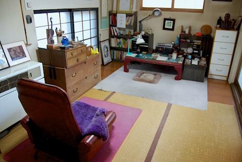 Dr. Suzuki's study